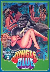 Jungle Blue DVD