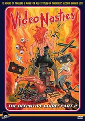Video Nasties: The Definitive Guide Part 2 DVD
