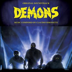 Demons CD Soundtrack