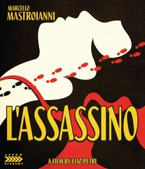 Assassin (aka L'Assassino) Blu-Ray/DVD