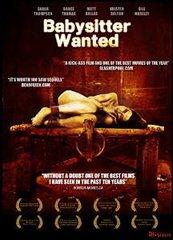 Babysitter Wanted DVD