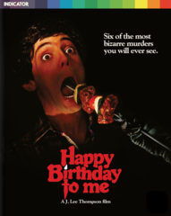 Happy Birthday To Me Blu-Ray/DVD (Region Free)