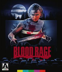 Blood Rage (Limited Edition) Blu-Ray/DVD