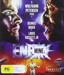 Enemy Mine Blu-Ray (Region Free)