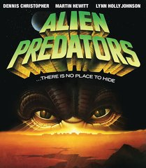 Alien Predators Blu-Ray