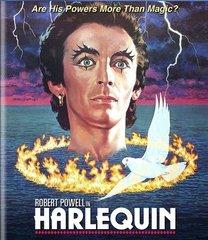 Harlequin Blu-Ray