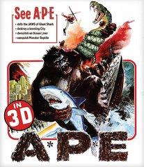 APE 3D Blu-Ray