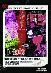 Grindhouse Double Feature: House On Bloodbath Hill DVD