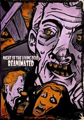 Night Of The Living Dead: Reanimated VHS
