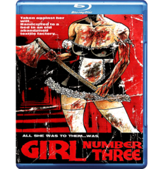 Girl Number Three Blu-Ray