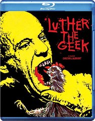 Luther The Geek Blu-Ray/DVD