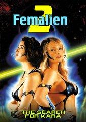 Femalien 2 DVD