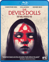 Devil's Dolls Blu-Ray