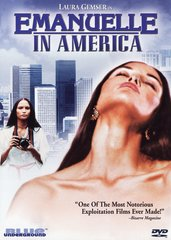 Emanuelle In America DVD