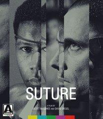Suture Blu-Ray/DVD