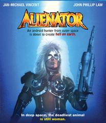 Alienator Blu-Ray