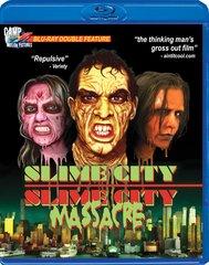 Slime City / Slime City Massacre Blu-Ray