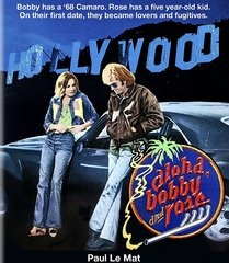 Aloha, Bobby And Rose Blu-Ray