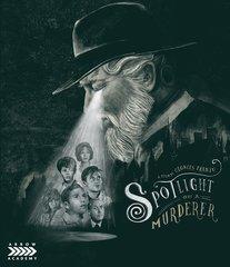 Spotlight On A Murderer Blu-Ray/DVD
