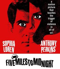 Five Miles To Midnight Blu-Ray