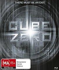 Cube Zero Blu-Ray (Region Free)