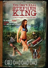 You Can't Kill Stephen King DVD
