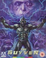 Guyver Blu-Ray/DVD (Region Free)