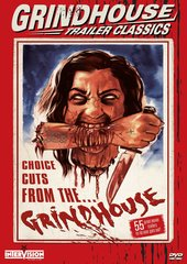 Grindhouse Trailer Classics DVD