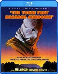 Town That Dreaded Sundown Blu-Ray/DVD