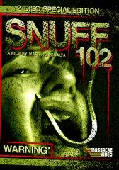 Snuff 102 DVD