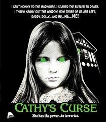 Cathy's Curse Blu-Ray