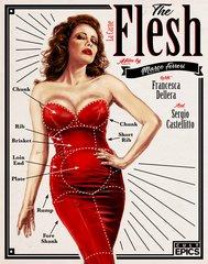 Flesh Blu-Ray/DVD