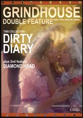 Dirty Diary Grindhouse Double Feature DVD