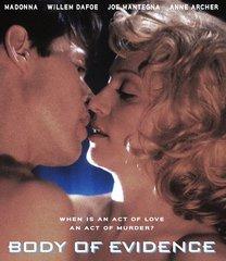 Body Of Evidence Blu-Ray