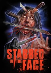Stabbed In The Face DVD