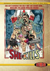 She Kills DVD