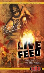 Live Feed Blu-Ray/DVD