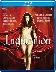 Inquisition Blu-Ray
