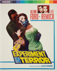 Experiment In Terror Blu-Ray/DVD (Region Free)