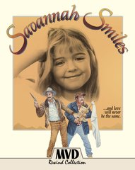 Savannah Smiles Blu-Ray