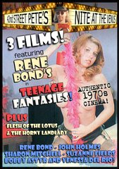 42nd Street Pete's Nite At The Venus: Teenage Fantasies DVD