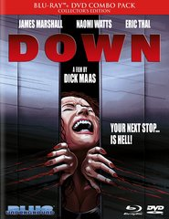 Down (aka The Shaft) (Limited Edition) Blu-Ray/DVD
