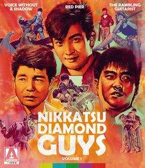 Nikkatsu Diamond Guys Volume 1 Blu-Ray/DVD