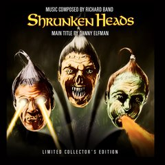 Shrunken Heads CD Soundtrack