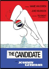 Candidate / Johnny Gunman DVD
