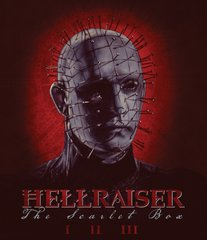 Hellraiser: The Scarlet Box (Limited Edition) Blu-Ray