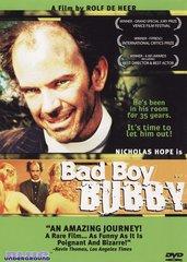 Bad Boy Bubby DVD
