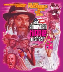 American Hippie In Israel Blu-Ray