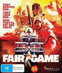 Fair Game Blu-Ray (Region Free)