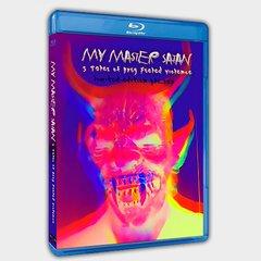 My Master Satan Blu-Ray